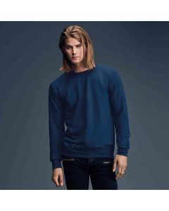 Anvil Men's Crew Neck French Terry Sweatshirt