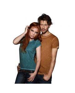 B&C Denim Women's Plug In T-Shirt