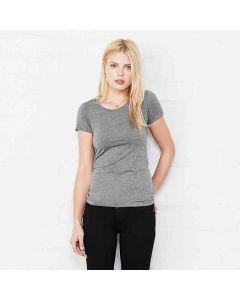 Bella + Canvas Women's Triblend Crew Neck T-Shirt