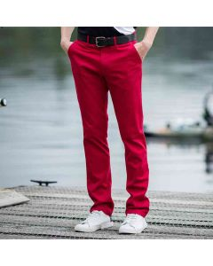 Front Row Men's Stretch Chinos Tagless