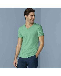 Gildan Adult Softstyle V-Neck T-Shirt
