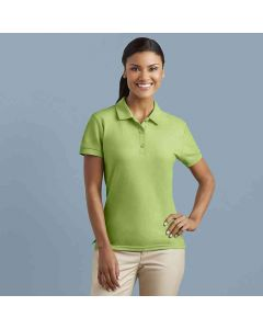 Gildan Women's Premium Cotton Double Pique Polo Shirt