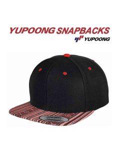 Flexfit By Yupoong Fashion Print Snapback