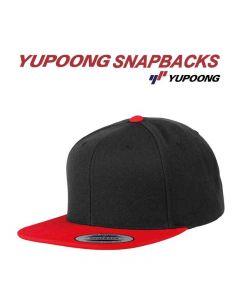 Flexfit By Yupoong Varsity Snapback