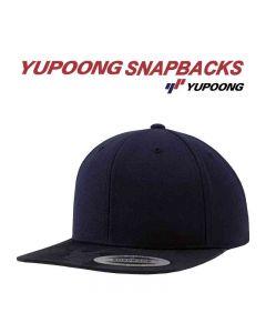 Flexfit By Yupoong Camo Visor Snapback