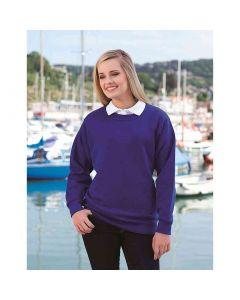 Blue Max Junior Select Drop Shoulder Sweatshirt