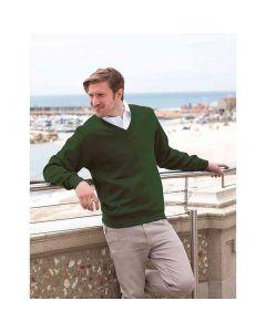 Blue Max Junior Select V-Neck Sweatshirt