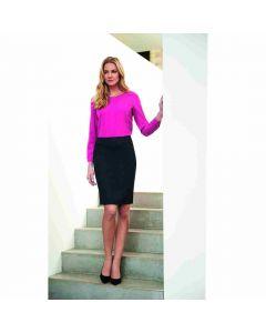 Brook Taverner Juliet Straight Ladies Skirt