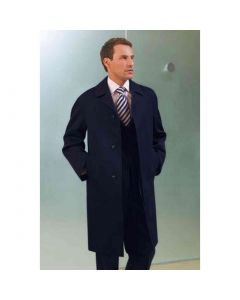 Brook Taverner Whipcord Mens Raincoat