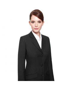 Clubclass Bankside 3 Button Ladies Jacket