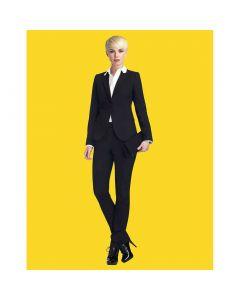 Clubclass Hoxton Ladies Slim Fit Jacket