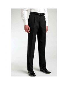Clubclass Principle Single Pleat Mens Trouser