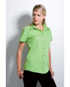 Kustom Kit Womens Workforce S/S Blouse