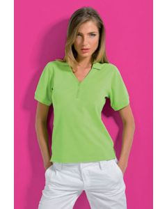 Kustom Kit Womens Sophia V-Neck Polo