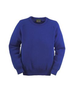 Balmoral Knitwear Lambswool Crew Neck Pullover