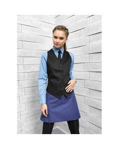 Premier Workwear Womens Hospitality Waistcoat