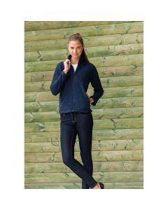 Russell Womens Full Zip Fleece Jacket
