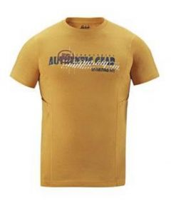 Snickers Limited Edition T-Shirt in Mustard