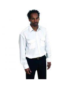 Uneek Clothing L/S Pilot Shirt
