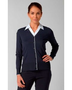 Vortex Ladies Jessica V-Neck Cardigan